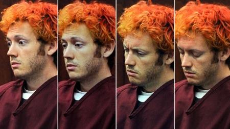 "Judge Determines James Holmes ""Selfies"" As Evidence In Colorado Theatre Trial"