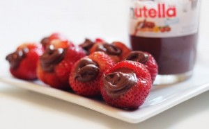 nutellastrawberries