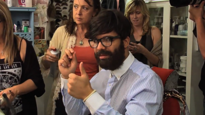 Drake In Disguise Interviews People About Himself On Jimmy Kimmel (VIDEO)
