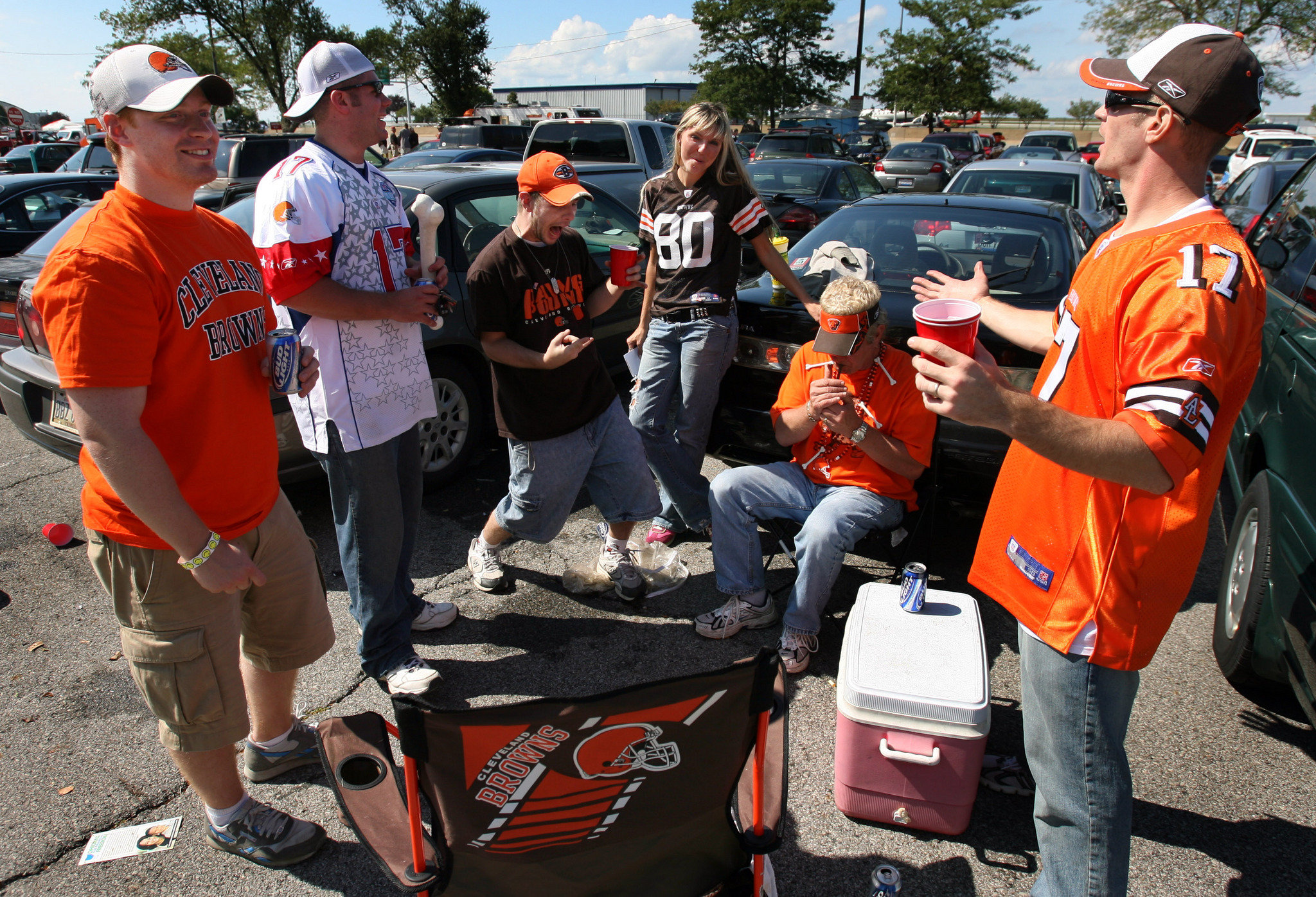 Tailgating With Your Office The Do S And Dont S