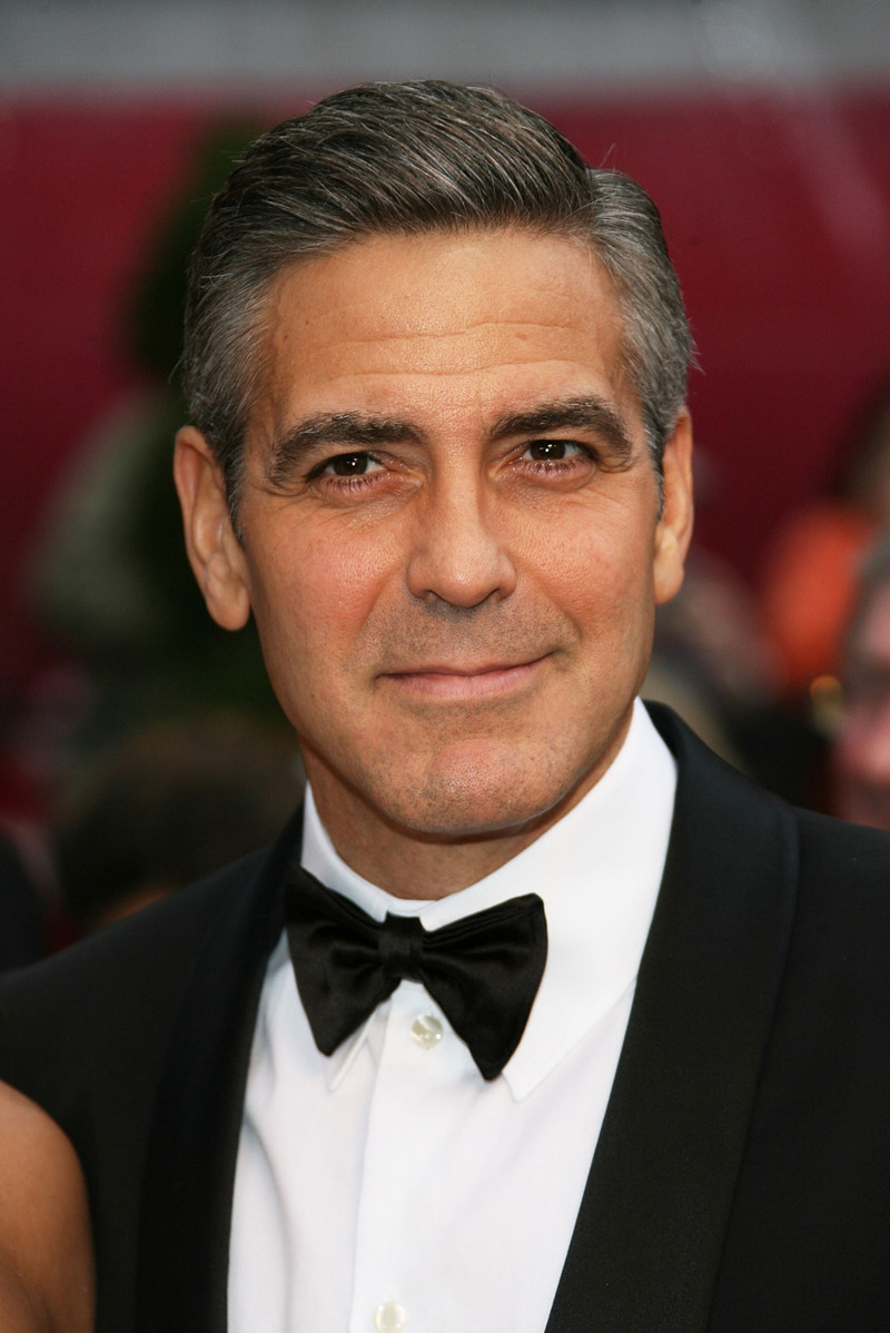 "George Clooney, Twice named ""Sexiest Man Alive"" is Engaged ..."