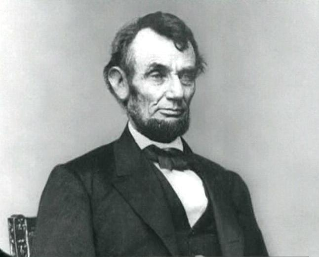 Abraham_Lincoln,_The_Cage_remastered