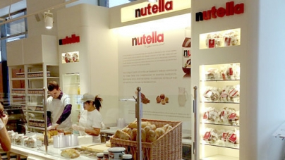 Eataly Replaces Wine Store with Nutella Bar.