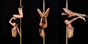 Take Pole Dancing Lessons To Achieve A Better Mind And Body (Video)