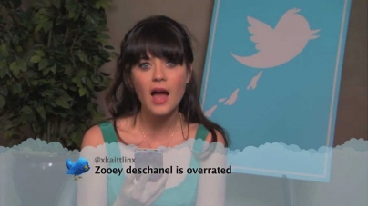 Celebrities Read Mean Tweets About Themselves (Videos)