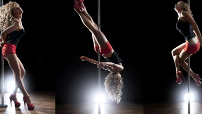 Pole Dancers Don't Have a Body Type (Video)