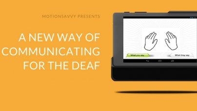 Four Deaf Students Launch A Revolutionary Way To Communicate