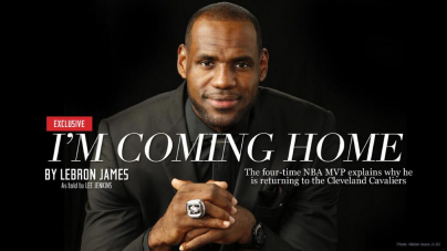 Dan Gilbert's Apology Letter to LeBron (Video)