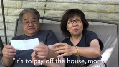 YouTube Star Timothy DeLaGhetto Surprises Parents with Touching Gift (Video)