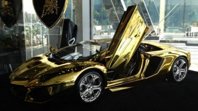 10 Most Expensive Things Made Of Gold