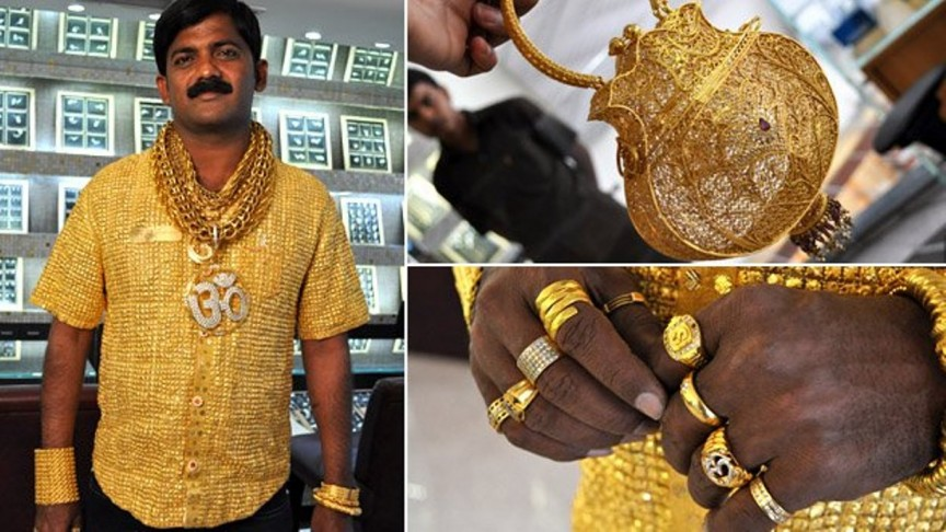 how to find out the karat of gold