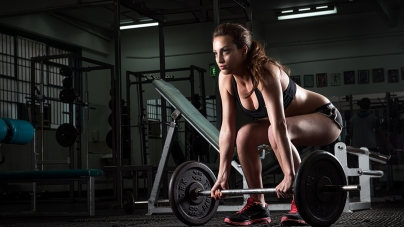 The Trouble With Hot Girls At The Gym