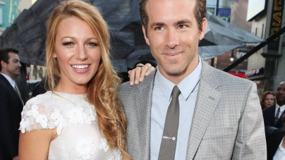 Blake Lively Is Pregnant With Husband Ryan Reynold's Child