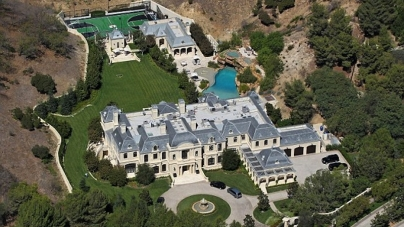 Mark Wahlberg's New House Just Makes Him That Much More Of The Man