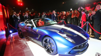 Ferrari North America Turns 60 And Debuts $2.5 Million F60 America Special Edition (VIDEO)