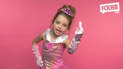 The New Faces of Feminism: Little Girls in Princess Dresses (VIDEO)