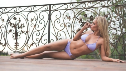 """Featured Interview: 2014 Sport Illustrated """"Lady Of The Day""""- Model/Actress Caitlin O'Connor"""