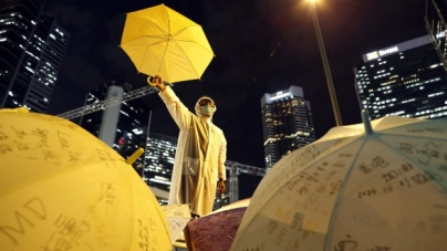 Pieces of Perspectives: The Umbrella Movement