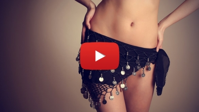 Watch One Of The Sexiest Belly Dancers Put On A Show (VIDEO)