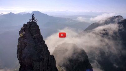 Watch The Most Insane Bike Ride Ever (VIDEO)
