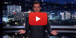 Watch Jimmy Kimmel's Annual Halloween Candy Prank (VIDEO)
