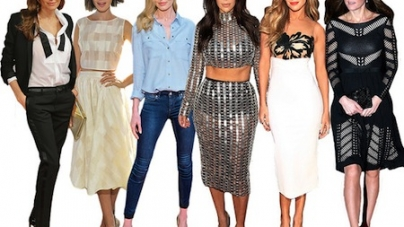 2014 Biggest Celeb Fashion Trends