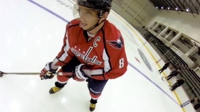 NHL Stars Get Creative With GoPro (VIDEO)
