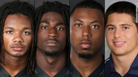 Vanderbilt Rape Trial: Star Football Players Found Guilty (VIDEO)