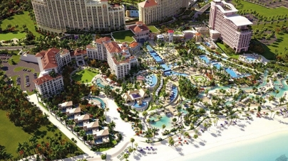 Check Out This Brand New 3.5 Billion Caribbean Mega-Resort Opening March 27 (Video)