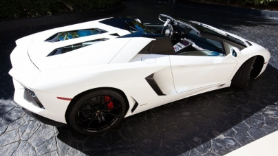 Guess What MTV Celeb Bought Dan Bilzerian's Lamborghini Aventador For $450,000?