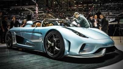 6 Hottest Supercars From The 2015 Geneva Motor Show So Far