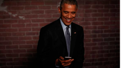 President Obama Reads Mean Tweets About Himself (VIDEO)