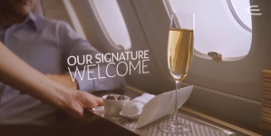 Etihad Airways Shows Off Their First Class Apartment in the Sky (VIDEO)