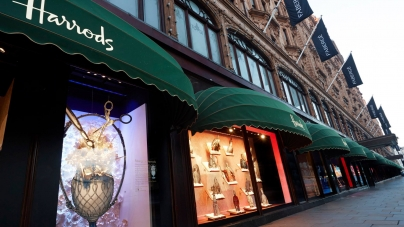 Harrods High-Class Easter Egg Hunt Features Faberge