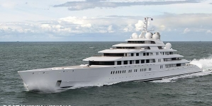 10 Largest Super Yachts In The World