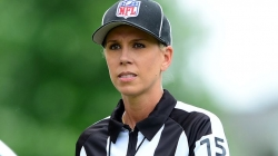 NFL Hires First Full-Time Female Official