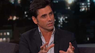 "John Stamos On Jimmy Kimmel Live Says ""Full House"" Will Be Returning (VIDEO)"