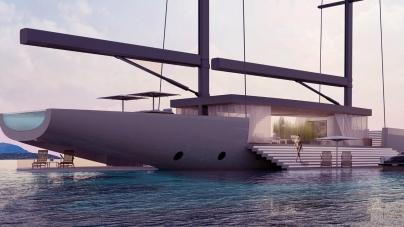 Ultra Luxurious Yacht Design: The SALT Yacht
