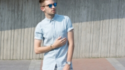 Men's Polo Shirt: Revival of the Fittest
