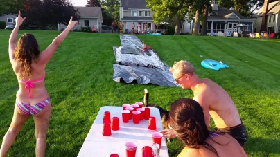 5 Outdoor Drinking Games To Do With Friends That Is Not Beer Pong