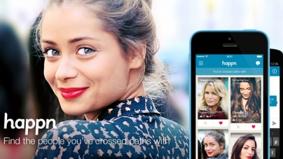 "Meet The Girl Next Door You Were Always Afraid To Talk To: Introducing ""Happn"" A New Dating App With A Twist"