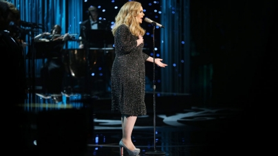 Adele gives a sneak peek of her new song! (VIDEO)