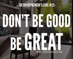 The Entrepreneur's Code #25