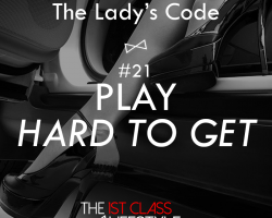 The Lady's Code #21
