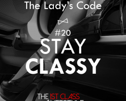 The Lady's Code #20