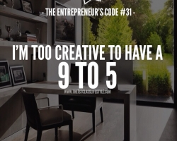 The Entrepreneur's Code #31