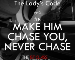 The Lady's Code #8