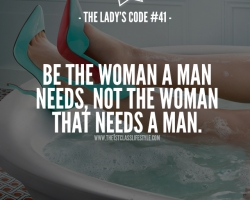 The Lady's Code #41