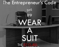The Entrepreneur's Code #9