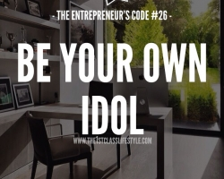 The Entrepreneur's Code #26